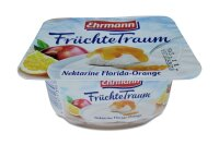 Ehrmann Früchtetraum Nektarine Florida-Orange 115g