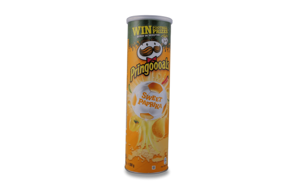 Pringles Classic Sweet Paprika Chips 200g