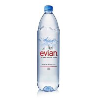 Evian Natural Mineral Water 1,25l